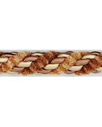 1/2 in Chenille Lipcord 1179WL CBR by  Brimar Trim