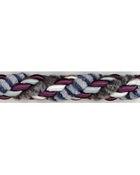 1/2 in Chenille Lipcord 1179WL GP by  Brimar Trim