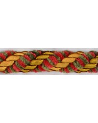 1/2 in Chenille Lipcord 1179WL RGG by  Brimar Trim