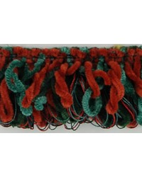 1 1/2 in Chenille Loop Fringe 1195 BGB by