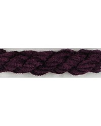 1/2 in Chenille Lipcord 1209WL PL by  Brimar Trim