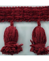 2 1/2 in Chenille Tassel Fringe 1240 CAB by