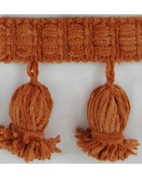 2 1/2 in Chenille Tassel Fringe 1240 TR by