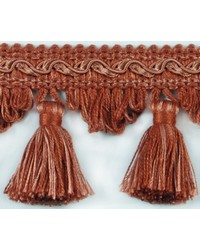 2 1/2 in Tassel Fringe 9681 CL by