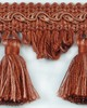 Brimar Trim 2 1/2 in Tassel Fringe CL