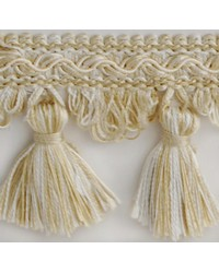 2 1/2 in Tassel Fringe 9681 IVX by