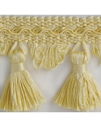 2 1/2 in Tassel Fringe 9681 YE by