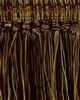 Brimar Trim 3 3/4 in Knotted Blanket Fringe AGO