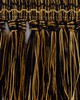Brimar Trim 3 3/4 in Knotted Blanket Fringe BGO