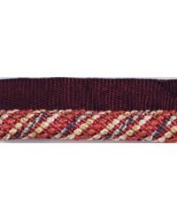 3/8 in Woven Lipcord DE83239 LDR by
