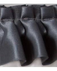 2 in Pleated Satin Ribbon E92384 CMT by