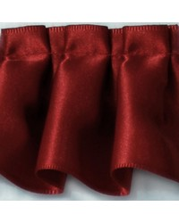 2 in Pleated Satin Ribbon E92384 CTI by