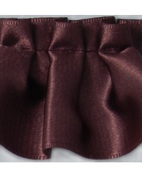 2 in Pleated Satin Ribbon E92384 PPL by