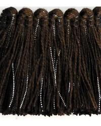 3/8 in  Metallic Brush Fringe EE9899 BST by