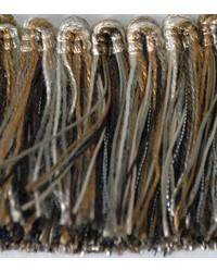 3/8 in  Metallic Brush Fringe EE9899 MRL by