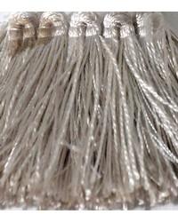 3/8 in  Metallic Brush Fringe EE9899 PRL by