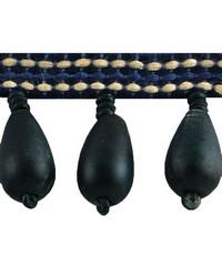 2 in Wood Bead Fringe HA130 SPH by