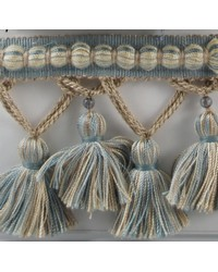 3 1/4 in Tassel Fringe MC100 AZU by