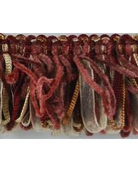 1 3/4 in Ribbon Loop Fringe MT81690 GRN by