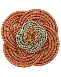 3 1/2 in Three- Tiered Rosette R1465 DMR by