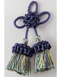 Dbl Tassel Rosette TG88 PGY by