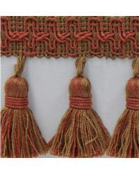 3in Tassel Fringe Amber by