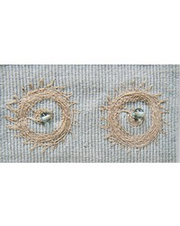 2 in Embroidered Tape  TRA260 SNO by