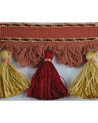 2 3/4 in Tassel Fringe VG99577 RDV by