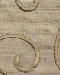 Grey Vine Embroidery Fabric  Vine Embroidery Grey Silk