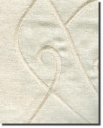 White Vine Embroidery Fabric  Vine Embroidery Bleach