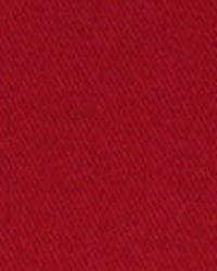 Red Solid Color Denim Fabric  3504 CARDINAL