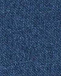 Blue Solid Color Denim Fabric  5000 OCEAN