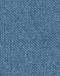 Blue Solid Color Denim Fabric  5004 VINTAGE