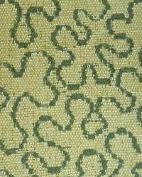 Chella Meander 88 Moss Fabric