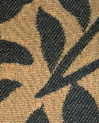 Chella Spearmint Leaf 39 Ebony Fabric