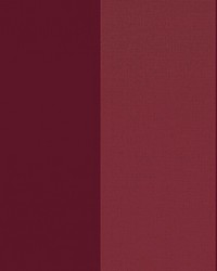 Red Wide Stripe Fabric  Beethoven Merlot