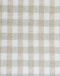 Linley Gingham 105 Sand by