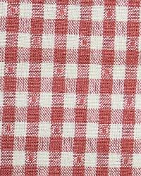 Linley Gingham 31 Red by
