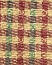 Linley Gingham 632 English Red by