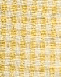 Linley Gingham 888 Yellow by