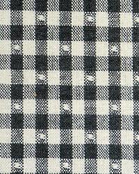 Linley Gingham 93 Black by