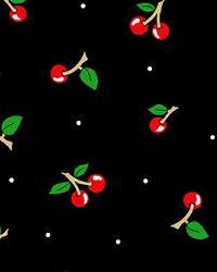Cherries Black by