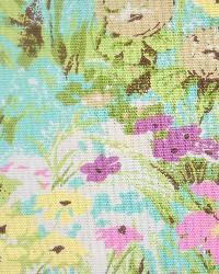 Medium Print Floral Fabric  Tahoe Sugarplum