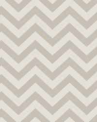 David Textiles Baby Chevron Tonal Taupe Cotton Print Fabric