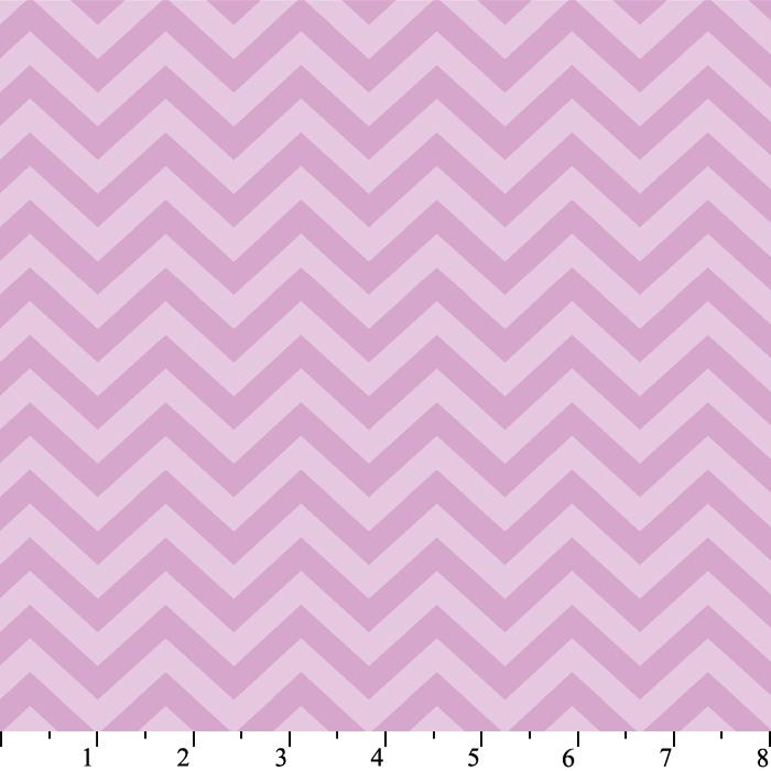 Baby chevron tonal purple cotton print for Purple baby fabric