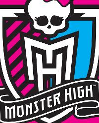 Monster High Crest Panel by