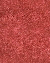 Red Terry Cloth Fabric  Alicante Tomato