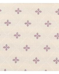 Purple Floral Diamond Fabric  15284 45