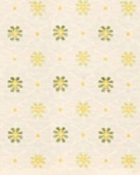 Green Floral Diamond Fabric  15337 303