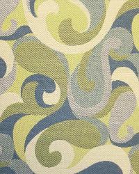 Blue Funky Fabric  15421 272 Lake Blue